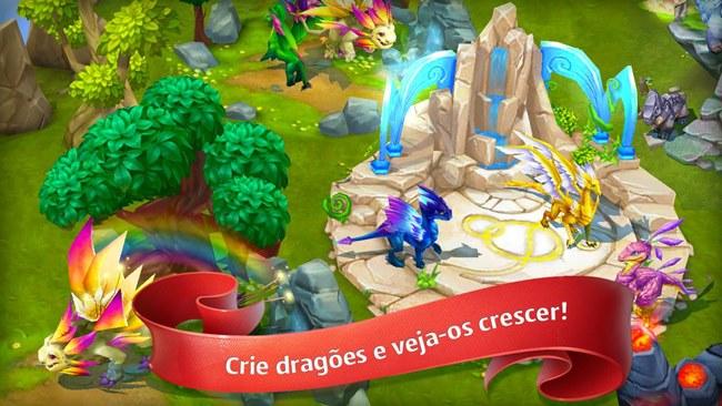dragons-world-android Melhores jogos para iPhone e iPad da Semana #5/2014