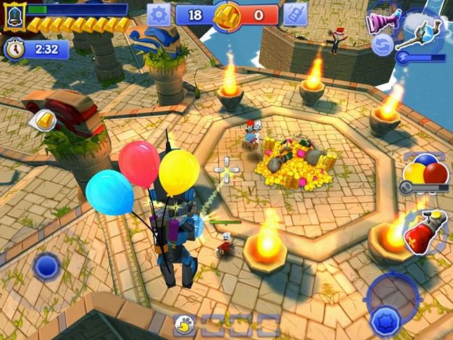 ducktales-ios 25 Melhores Jogos Grátis para iPhone e iPad – 2º Semestre de 2013