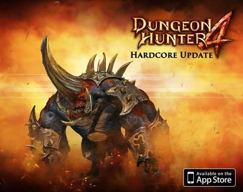 dungeon-hunter-4 Jogos da Gameloft: Dungeon Hunter 4, Minion Rush e Order & Chaos Online recebem atualização