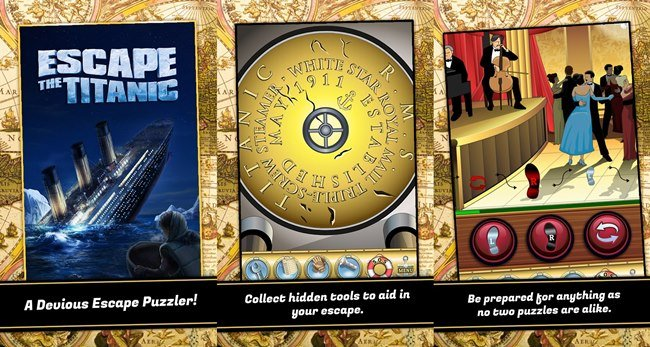 escape-from-titanic-android Melhores Jogos para Android da Semana #2/2014