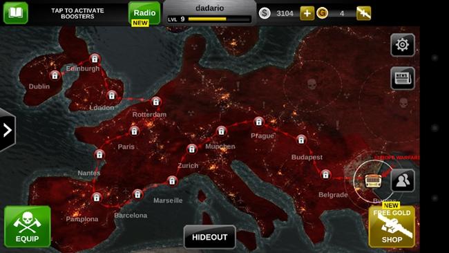 europa-dead-trigger Dead Trigger 2 ganha atualização com novas fases e video sharing