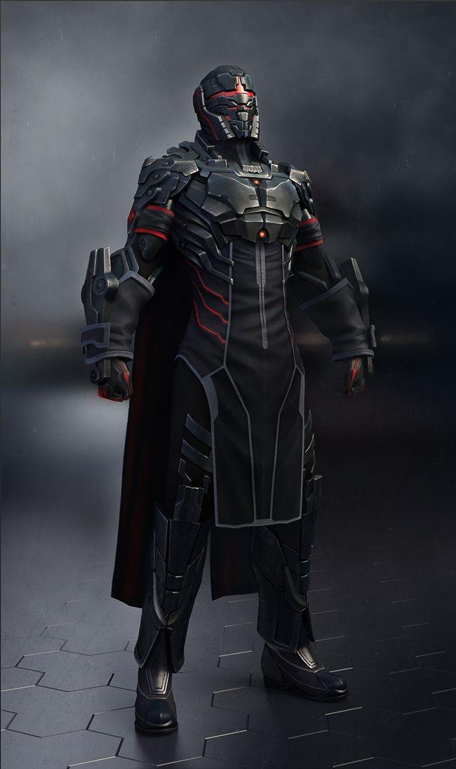 ez5k-the-president Veja a arte na criação dos personagens dos jogos da Gameloft