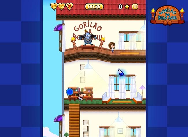 gorilao-bola-azul-jogo-android Porta dos Fundos lança jogo para Android: Gorilão da Bola Azul