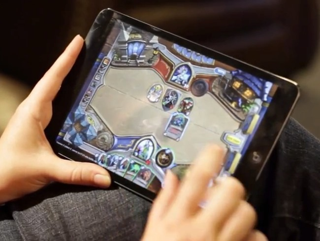 hearthstone-ios-android Previews 2014: Hearthstone, Chroma Squad, Breath of Fire e muito mais