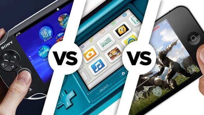 iOS-Nintendo-3DS-Sony-PS-Vita Sony e Nintendo continuam perdidas em meio à revolução dos jogos de celular