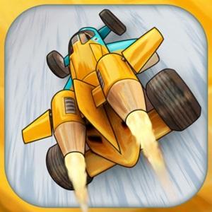 jet-stun-car-2-iphone Jogos para iPhone e iPad Grátis - Jet Car Stunts 2