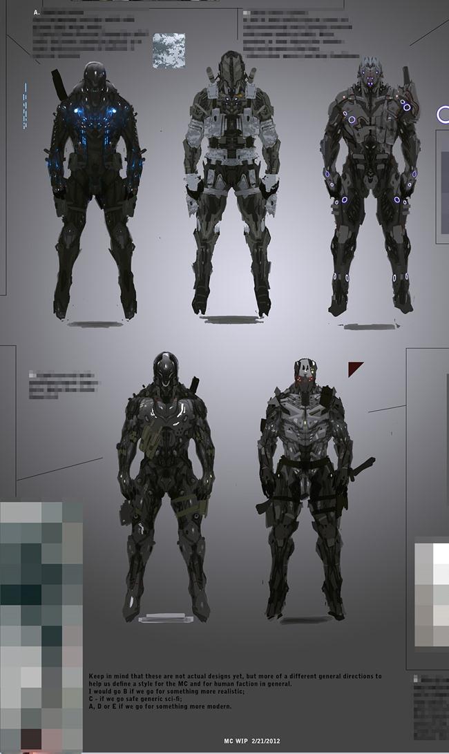 """redsteam-ios-project-sobaku-chiuchiu-this-is-what-it-starts- Conheça """"Conquistador"""", jogo cancelado da Gameloft que lembra """"Dead Space"""""""