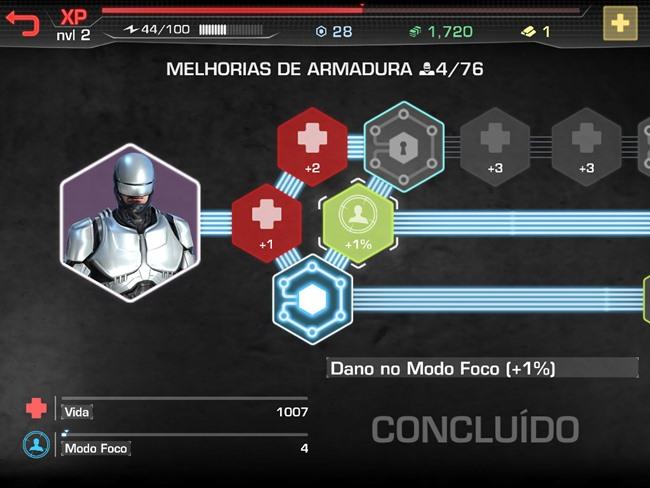 robocop-jogo-android-3 RoboCop: jogo do novo filme é lançado para Android e iOS