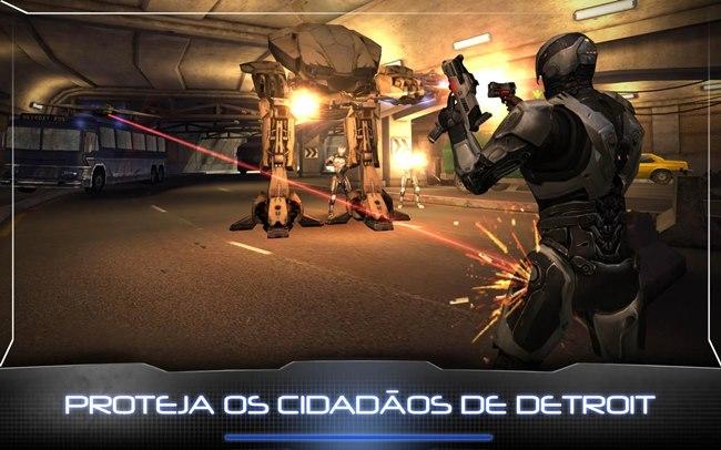 robocop-jogo-android-4 RoboCop: jogo do novo filme é lançado para Android e iOS