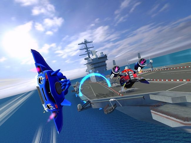 sonic-sega-all-star-racing-transformed-android-2 Sonic Racing Transformed virou jogo grátis no Android e iOS