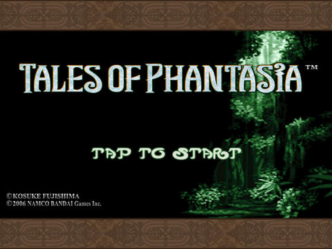 tales-of-phantasia-iphone Jogos para iPhone e iPad Grátis - Tales of Phantasia