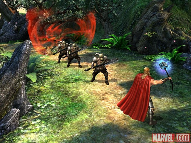 thor-the-dark-world-the-official-game-screenshot-02 25 Melhores Jogos Grátis para iPhone e iPad – 2º Semestre de 2013
