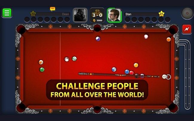 8-ball-poll- Jogos Grátis para Android e iOS - 8 Ball Pool