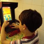 Análise-iCade-iPad-2-150x150 Análise do controle iCade ION - Transformando o iPad num arcade