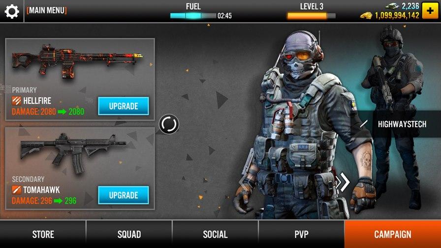 Frontline-Commando-2-1 Vamos ver como está ficando Frontline Commando 2 (Android e iOS)