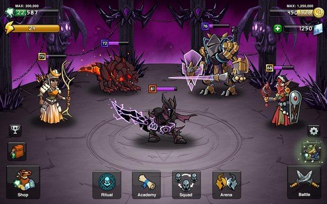 Honorbound-1 Jogos para Android e iOS Grátis - HonorBound