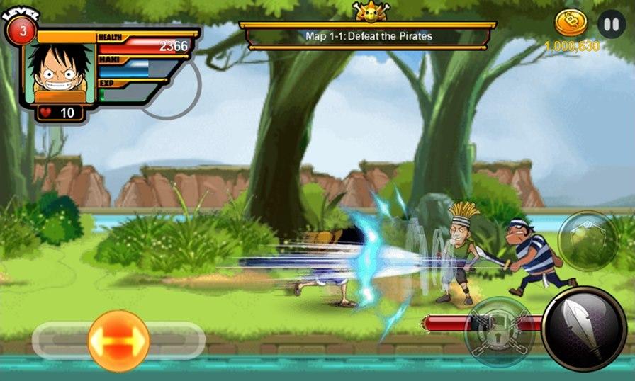 One-Piece-Android-1 Jogo de One Piece para Android lançado; Baixe agora!