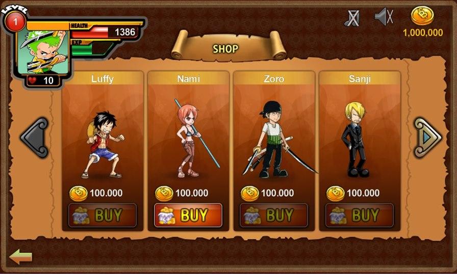 One-Piece-Android Jogo de One Piece para Android lançado; Baixe agora!