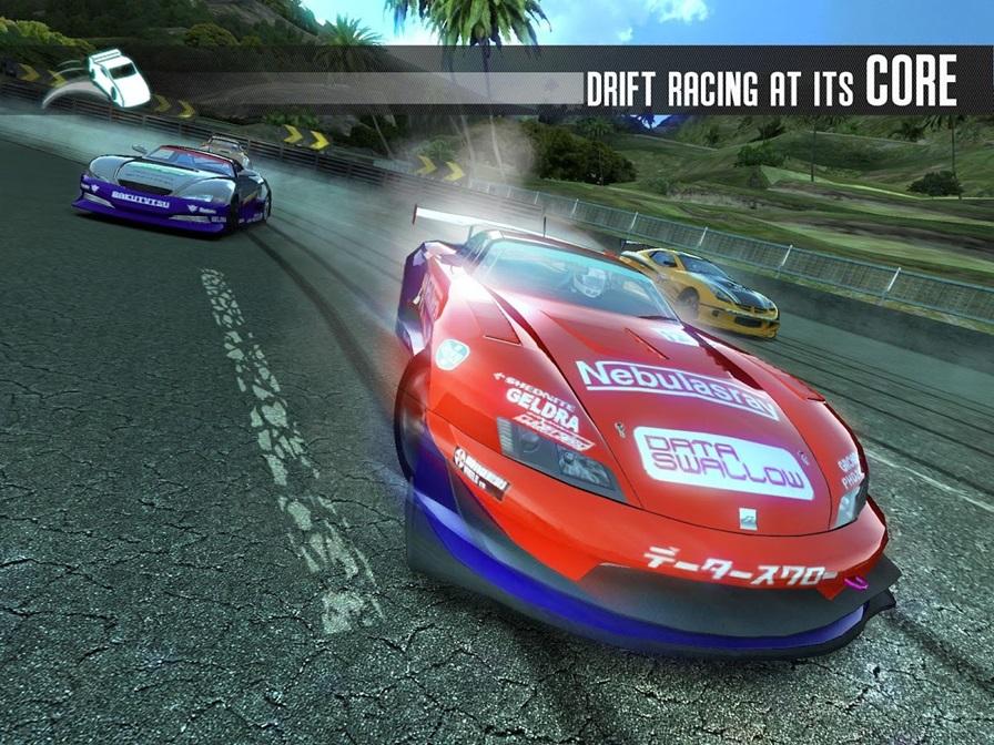 Ridge-Racer-Slipstream-Android Jogos para Android Grátis - Ridge Racer Slipstream