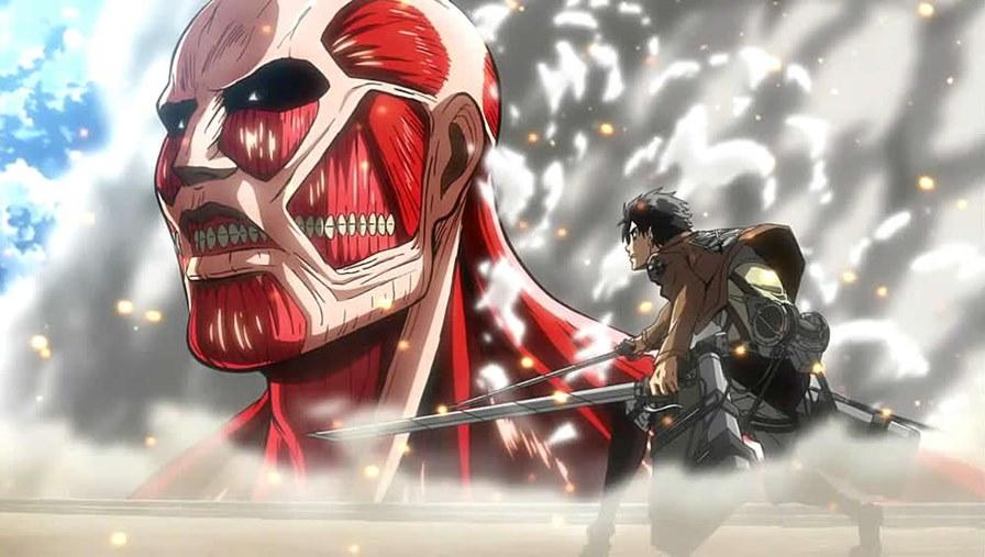 Shingeki_no_Kyojin_Attack_on_Titan Anime Attack on Titan (Shingeki no Kyojin) ganha jogo para Android e iOS (Apenas no Japão)