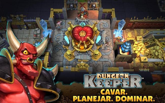 dungeon-keeper-android Melhores Jogos para Android da Semana #4/2014
