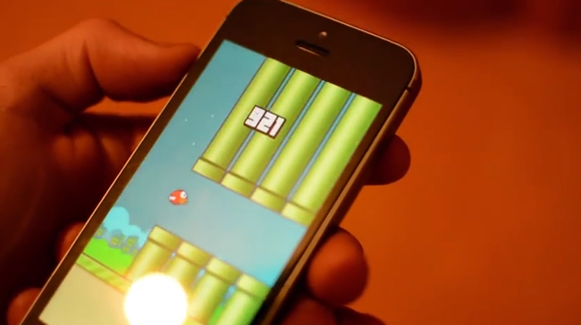 flappybird1 999 no Flappy Bird? Video mostra jogador realizando a façanha (Real ou Fake?)