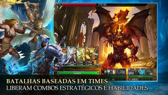 herois-de-camelot Melhores Jogos para Android da Semana #5/2014