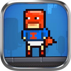 ironpants-android Ironpants é o pior e mais difícil jogo para Android