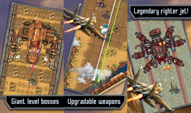 mig-2d-retro-shooter-android-1 Jogos para Android Grátis - Mig 2D: Retro Shooter!