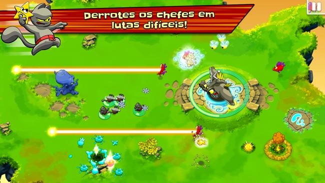 ninja-cats Melhores Jogos para Android Grátis - Fevereiro de 2014