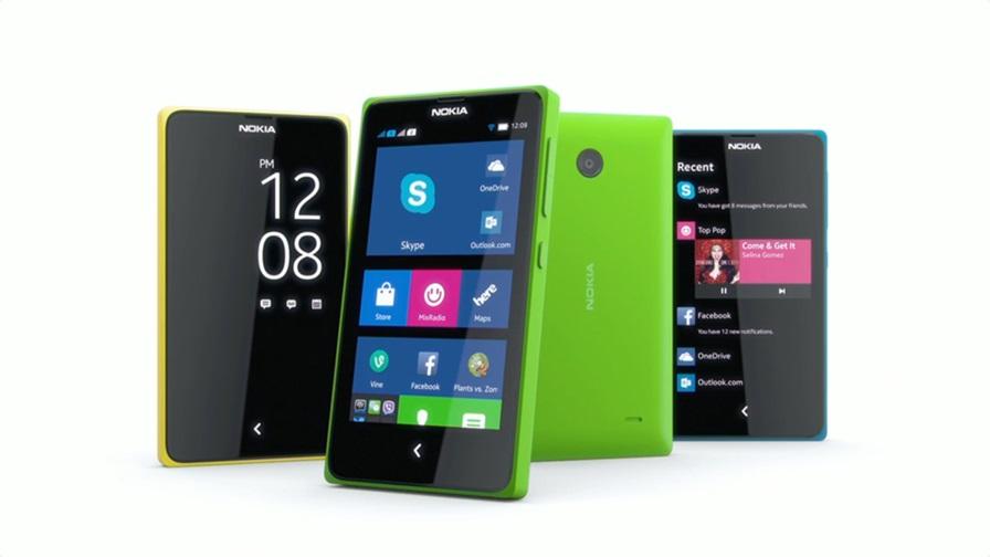 nokia-x-android Por que a Nokia está fazendo celulares com Android?