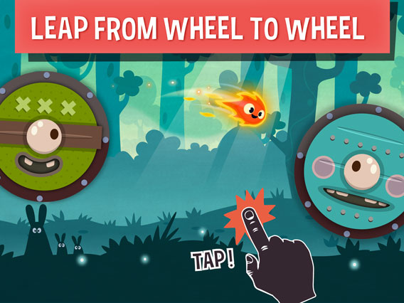pyro-jump Melhores jogos para iPhone e iPad da Semana #4/2014