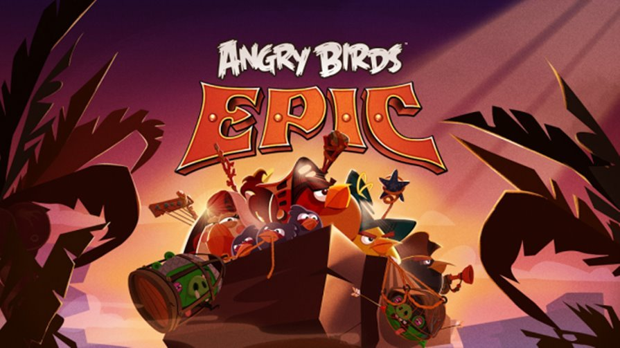 Angry-birds-epic-android-ios Confira o gameplay de Angry Birds Epic