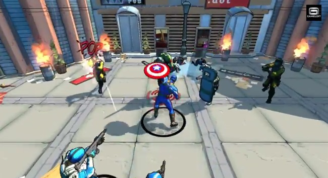 Captain-America-The-Winter-Soldier [VIDEO] 'Capitão América 2 - O Soldado Invernal' para Android e iOS