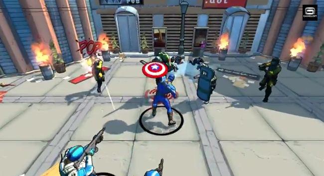 Captain-America-The-Winter-Soldier [VIDEO] 'Capitão América 2 - O Soldado Invernal' para Android e iOS