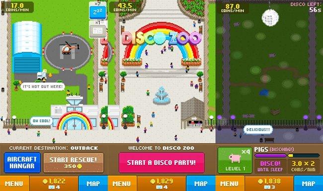 Disco-Zoo Melhores jogos para iPhone e iPad da Semana #6/2014