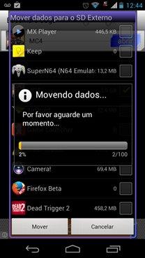 """GLtoSD-1 GL to SD: Aplicativo para Android move facilmente o """"DATA"""" dos jogos para o cartão MicroSD"""