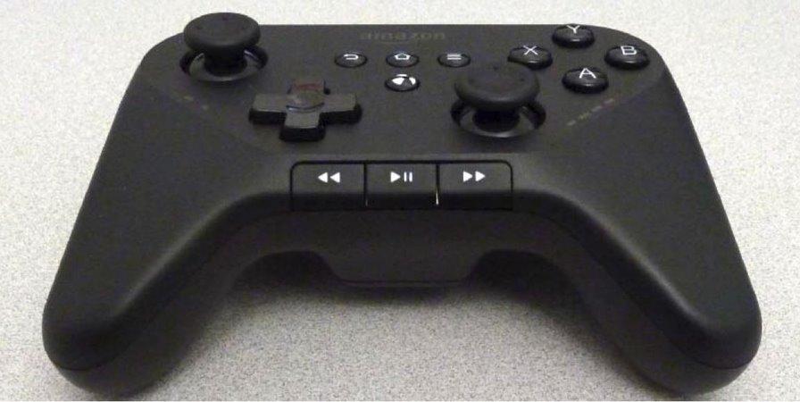Joystick-amazon-console-videogame-2 Amazon entra no jogo com um Joystick.. ou será um console com Android?