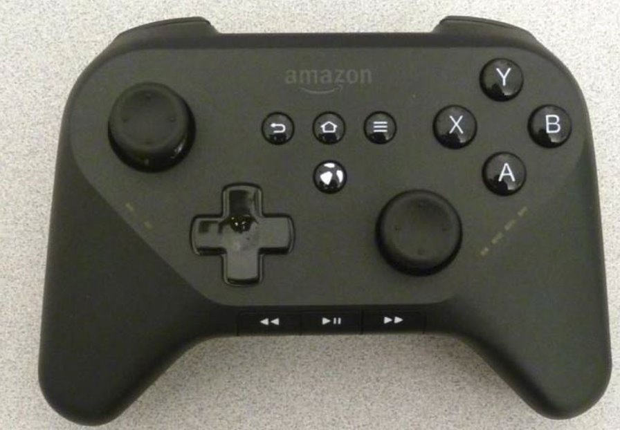 Joystick-amazon-console-videogame Amazon entra no jogo com um Joystick.. ou será um console com Android?