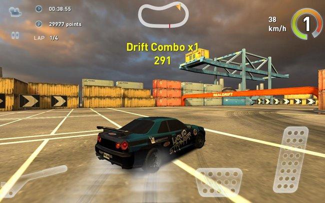 Real-Drift-Car-Racing Melhores Jogos para Android da Semana - #7/2014
