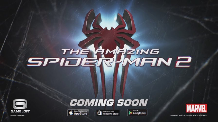 The-Amazing-Spider-Man-2-chega-em-Abril Gameloft anuncia The Amazing Spider-Man 2, confira o trailer