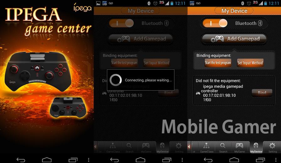 Tutorial: como fazer o joystick Ípega PG 9025 ser reconhecido como MOGA PRO