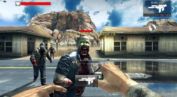 dead-trigger-2-arena 50 Jogos para Android compatíveis com Controle e Gamepad Bluetooth