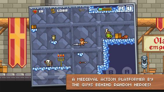 devious-Dungeon Melhores jogos para iPhone e iPad da Semana #7/2014