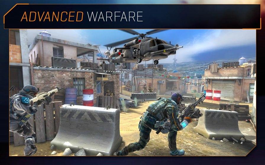 frontline-commando-2-1 Melhores Jogos para Android Grátis - Março de 2014