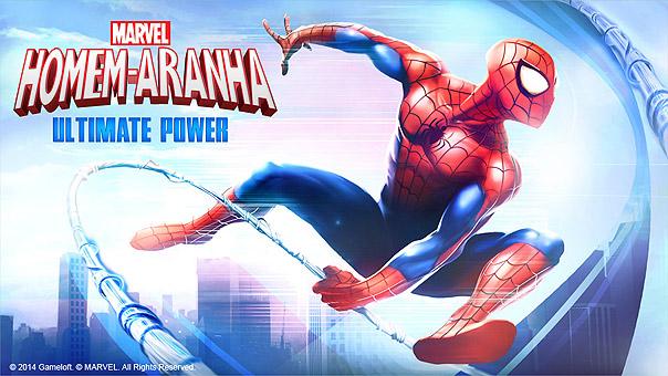 homem-aranha-ultimate-java- Homem-Aranha: Ultimate Power para Android e Java pode ser baixado de graça
