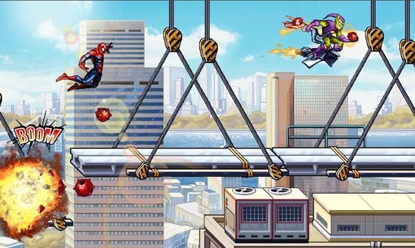 homem-aranha-ultimate-java-2 Homem-Aranha: Ultimate Power para Android e Java pode ser baixado de graça