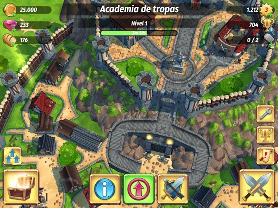 royal-revolt-2-1 Royal Revolt 2 mistura estilos de Tower defense de forma divertida