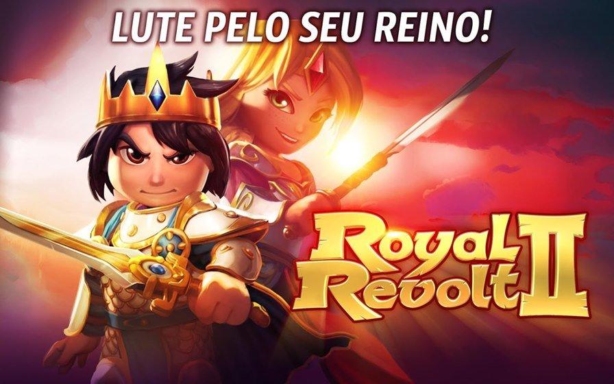 royal-revolt-2 Royal Revolt 2 mistura estilos de Tower defense de forma divertida