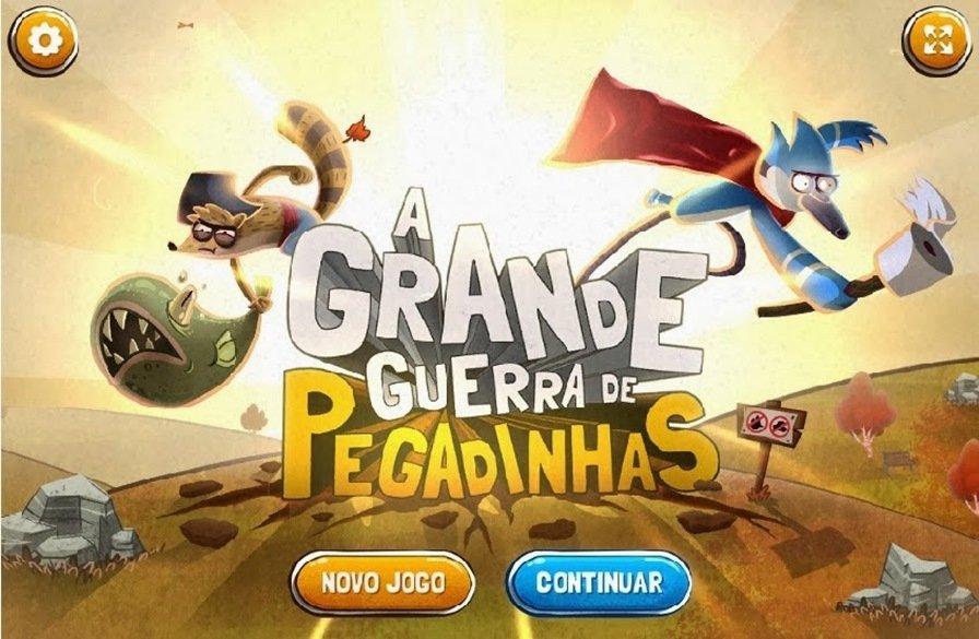 A-grande-guerra-das-pegadinhas-android-ios Cartoon Network muda de vez para celulares e pretende lançar 10 jogos até 2015
